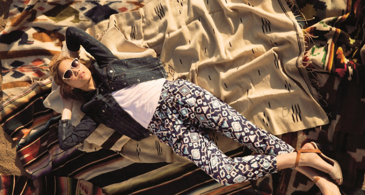 Levi's lanza su colección Primavera Verano 2014 al mejor estilo Golden State