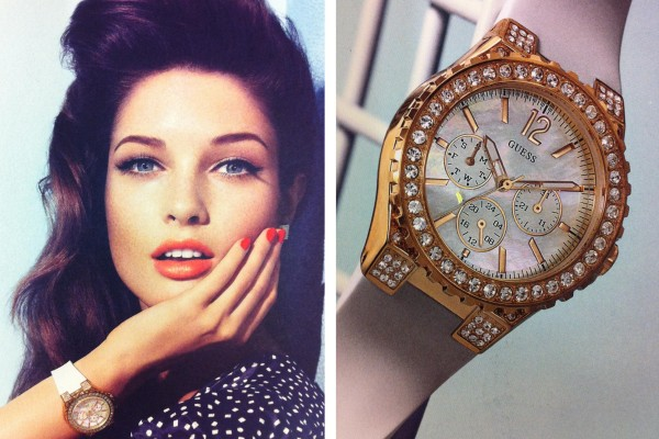 Un reloj con estilo para cada mujer especial
