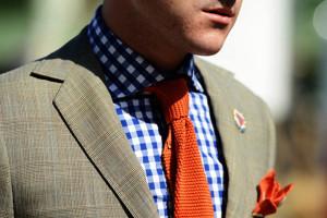 ¿Cómo escoger la corbata adecuada?