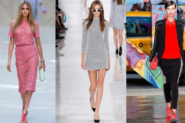 De la pasarela a tu armario: tendencias clave Primavera- Verano 2014