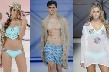Elegancia y romanticismo, las tendencias para la playa de Plataforma K 2014