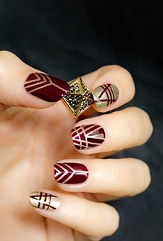 Nail art, tendencias