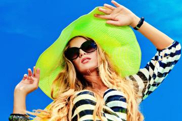 Dale un nuevo plus a tu outfit con un sombrero