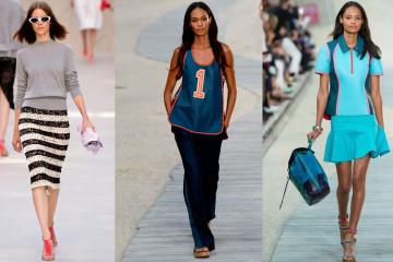 Sporty chic: la tendencia que se impone en el streetstyle