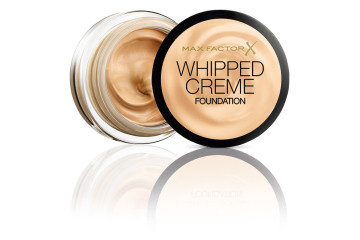 Logra una textura perfecta y cobertura impecable con Whipped Creme